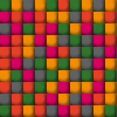 background colored square