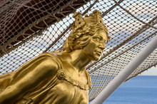 Figurehead Of Juan Sebastian E...