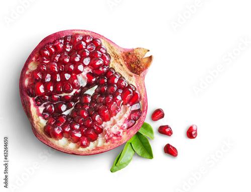 Fotografie, Obraz pomegranate fruit