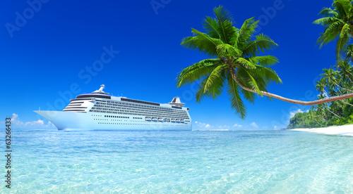 Tablou Canvas Cruise Ship