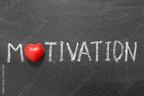 motivation плакат