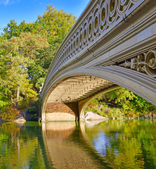 Central Park Bridge, Manhattan New York