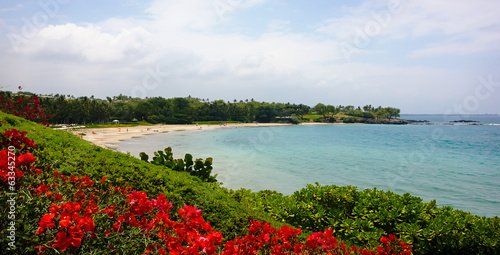 Hapuna Beach State Park Hawaii Buy This Stock Photo And