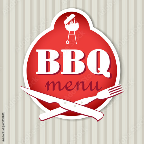 Bbq menu template for restaurant buy this stock vector and bbq menu template for restaurant maxwellsz