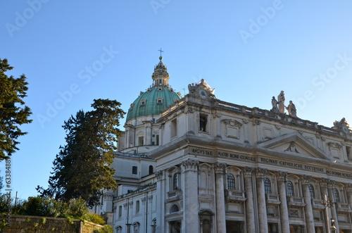 Fotografie, Obraz  Basilica Incoronata Madre del Buon Consiglio, Naples, Italy