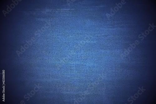 Fotografia, Obraz  Navy blue concrete wall background