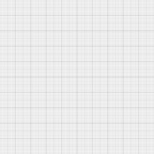 Graph Paper Pattern. Real Scale.