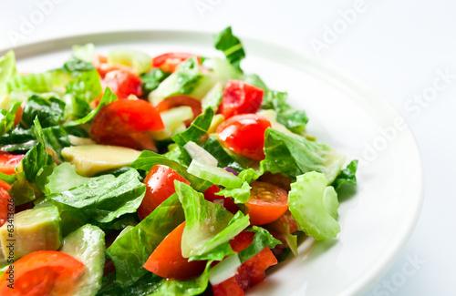 Fototapety, obrazy: spring salad