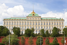The Moscow Kremlin. Grand Palace