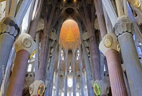Papiers peints Barcelona Sagrada Familia 5