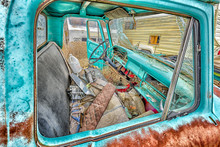 Abandoned Motorvehicles  In A ...
