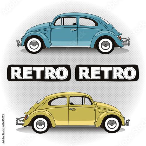 Photo Concept retro cars