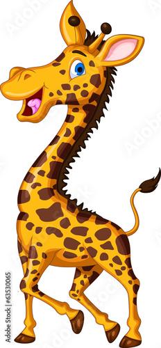sliczna-zyrafa-kreskowka