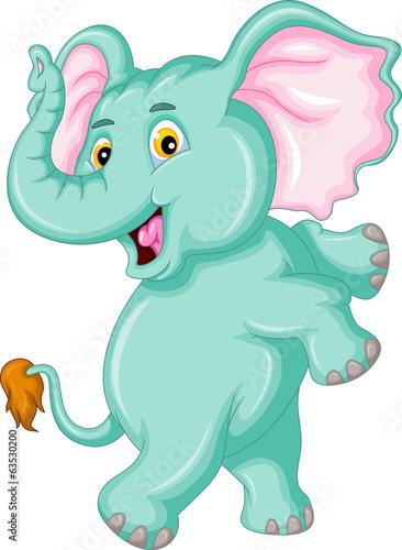 smieszne-slon-kreskowka