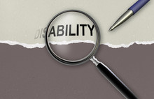 Changing The Word Disability  ...