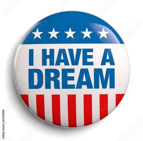 Valokuvatapetti I Have a Dream