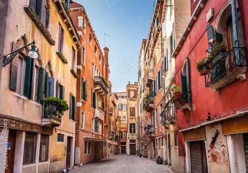 Fototapety, obrazy: Rue à Venise