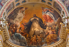 Bologna - Glory Of St. Dominic...