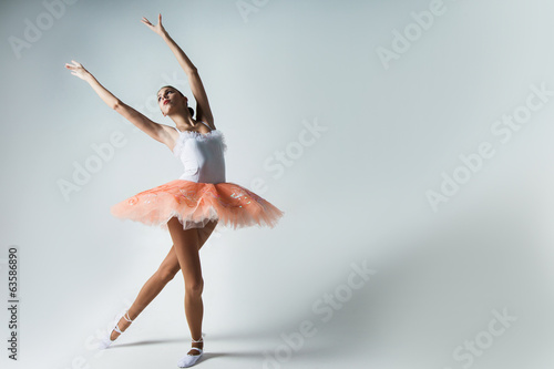 Fotografie, Tablou  ballet performance