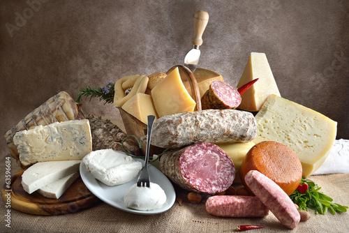 salumi e formaggi orizzontale