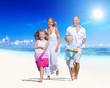 Summer Beach Family Fun