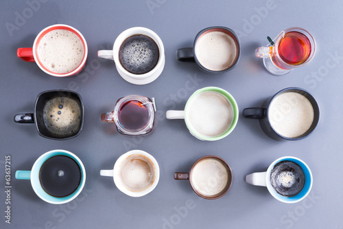 Photo  Time for your daily dose of caffeine