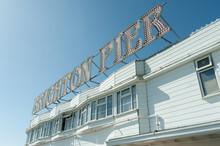 Brighton Pier Lightbulb Sign I...