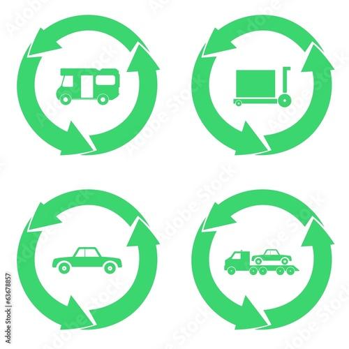 Valokuva  Recycle