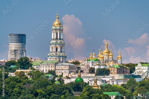 Staande foto Kiev Kiev Pechersk Lavra Orthodox Monastery. Ukraine