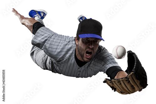 Photo  Baseball Player