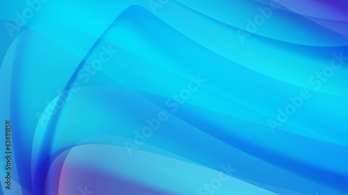 Blue Wave Flow Sky Abstract Background Vector Full Hd Buy