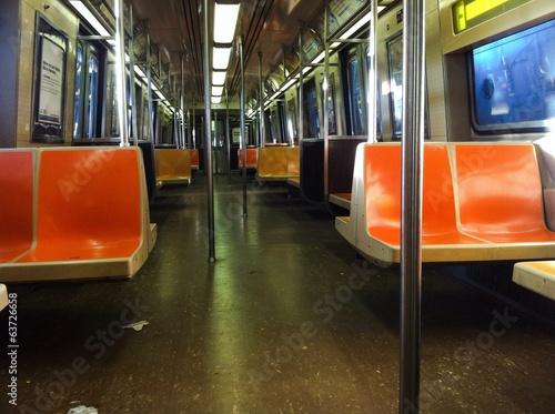 Photo  Vagón de metro