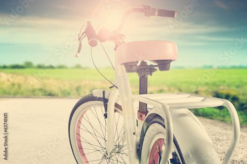 Keuken foto achterwand Fiets bike