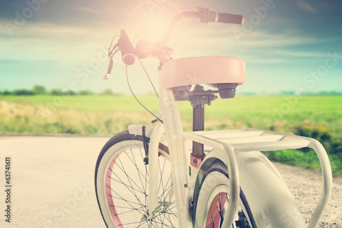 Foto op Aluminium Fiets bike