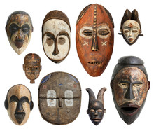 Masques Africains - African Ma...