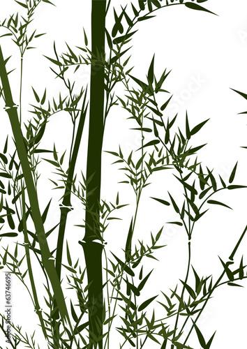 In de dag Vogels in het bos グラフィックパターン