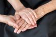 Beschützende Hände