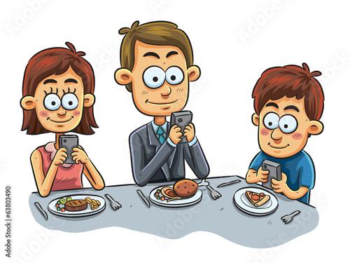 Family Dinner #63803490