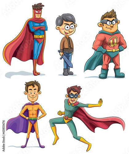 Superhero Collection #63803676
