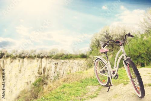Deurstickers Fiets bike