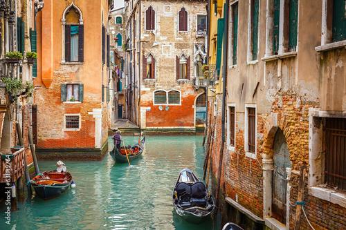 Cadres-photo bureau Venice Canal in Venice