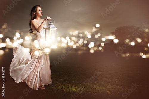 Obraz Lantern - fototapety do salonu