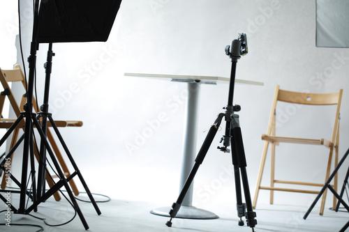 Fototapeta My photo studio obraz na płótnie