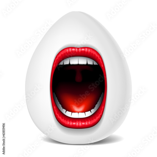 egg mounth open buy this stock vector and explore similar vectors