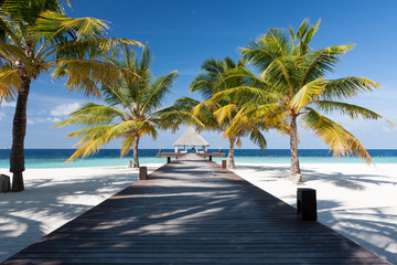Strandsteg