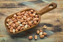 Spanish Peanuts Scoop