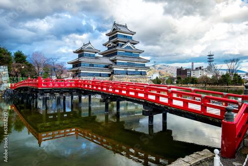 Foto op Plexiglas Japan Matsumoto Castle, Japan