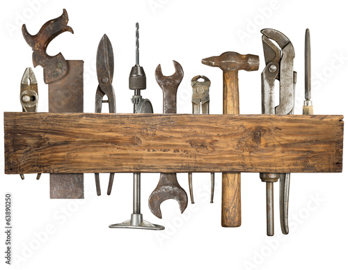 Obraz Carpentry background - fototapety do salonu