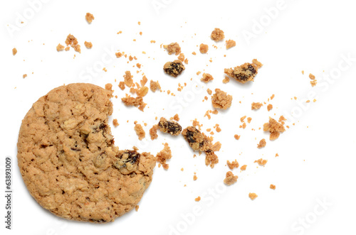 Papiers peints Biscuit Oatmeal Raisin