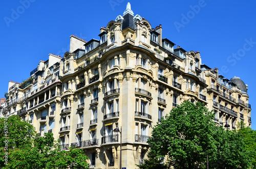 Fotografía  immobilier parisien